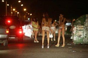 Operazione anti prostituzione a Roma