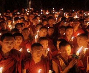 monaci tibetani