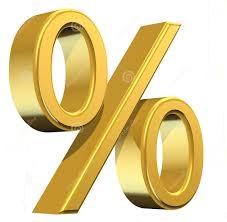 percentuale oro