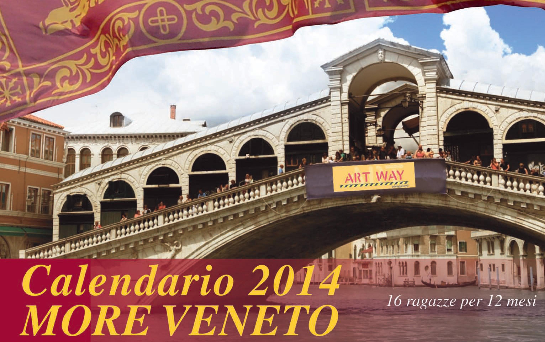Calendario Veneto.Un Calendario Per Il Nuovo Anno Vivere Veneto