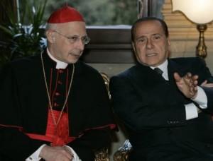 Berlusconi Bagnasco
