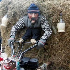 contadino carnevale