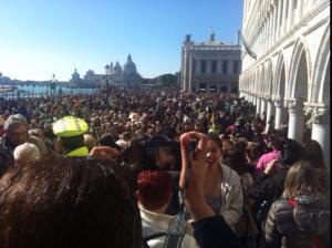 Venezia invasa