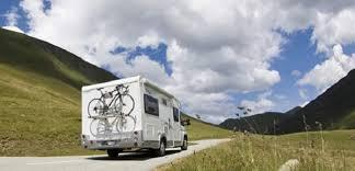 camper viaggia
