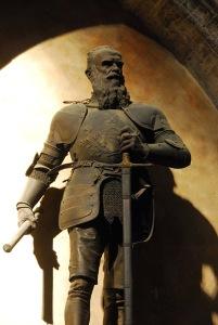 sebastiano venier statua