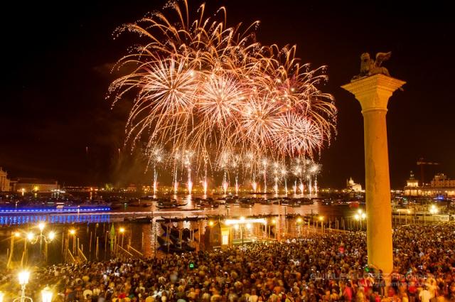 Venice Festa del Redentore 2012