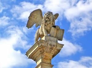 leone alato