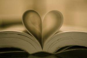 libro bianco cuore