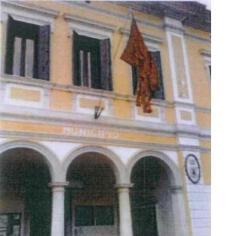 foto bandiera comune resana