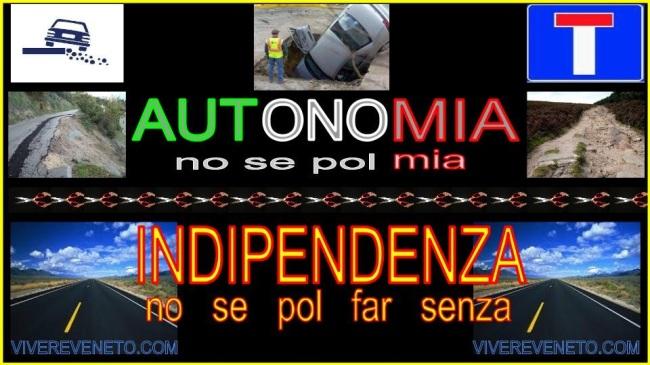 autonomia indipendenza
