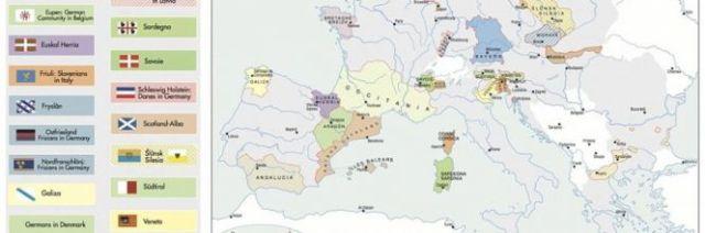mappa indipendentisti