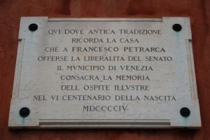 targa-ricordo-petrarca-venezia