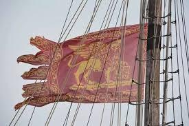 bandiera nave
