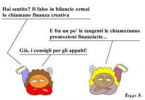 finanza creativa