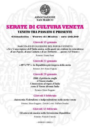 Serate di Cultura Veneta