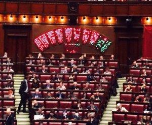 due terzi parlamento