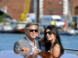 George Clooney Venezia