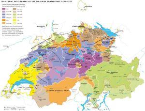 confederazione elvetica