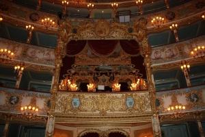 palco attuale