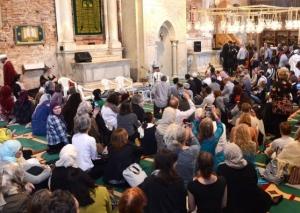 biennale chiesa moschea