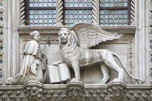 Venice's Winged Lion of St. Mark