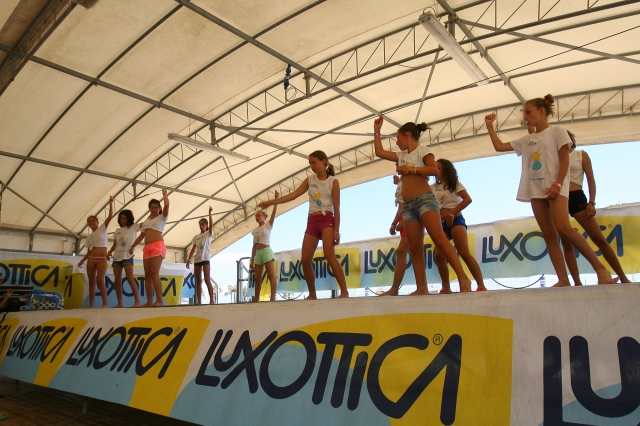 Luxottca summer camp 2014