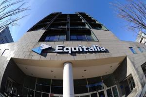 11/01/2012 Milano, la sede di Equitalia in Viale dell'Innovazione